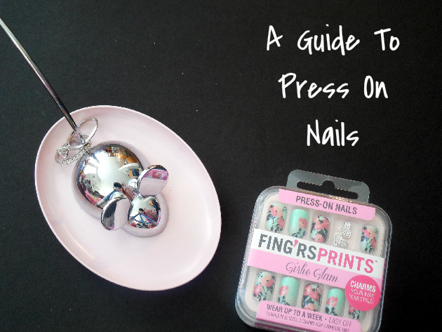 a guide to press on nails
