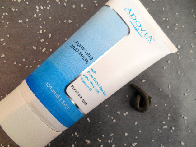 Adovia Mineral Skin Care Purifying Mud Mask