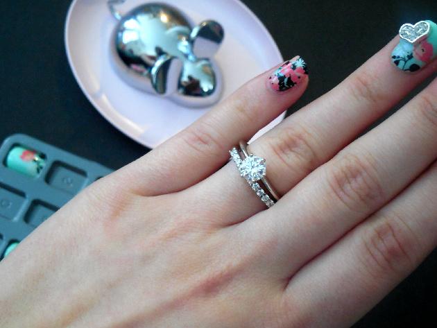 anjolee bridal set
